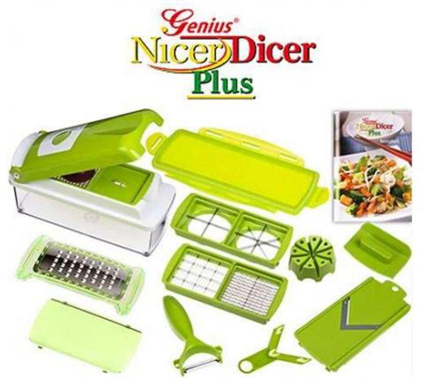 Инструкция к овощерезке nicer dicer plus